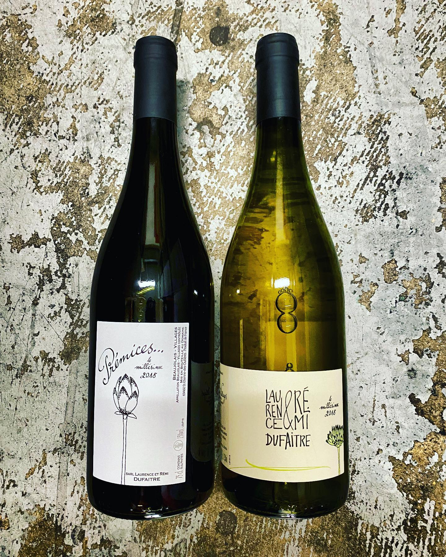 Two stunners from @remidufaitre now available at our Perkins Rd location! Under the tutelage of natural wine pioneer Jean Foillard, Remi and his wife Laurence are making deliciously affordable natural Gamay and Chardonnay in Beaujolais! @jennyfrancois Available wines:Premices Beaujolais-VillagesBeaujolais-Villages Blanc...#wine #naturalwine #calandros #calandrosmkt #shoplocal #shopsmall #geauxtigers #225batonrouge #beaujolais #gamay #chardonnay