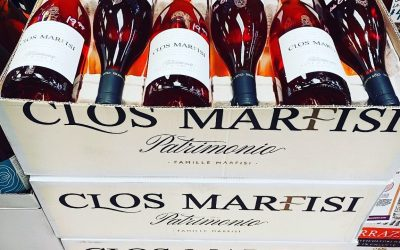 @closmarfisi Rose d'Une Nuit now available at our Perkins Rd location! Tired of endless insipid rose from Provence? This is for you. @selectionmassale . . . #wine #naturalwine #calandros #calandrosmkt