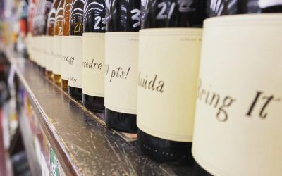 Ok, so we a few @swickwines available at our Perkins Rd location! There's literally a
