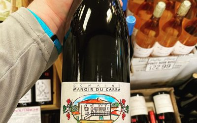 It's Beaujolais-Nouveau day! Every year on the third Thursday in November, the first wine of