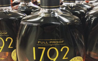 Our newest barrel pick has arrived at our Perkins Rd location!! This @1792bourbon Full Proof